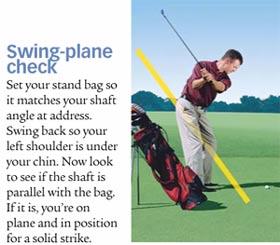 Breaking 100: Ingrain a good swing path